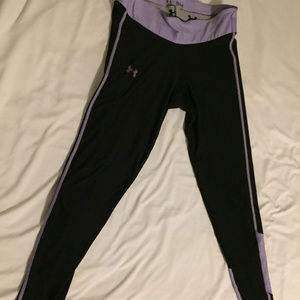 Women's Under Armour Compression Leggings Size S